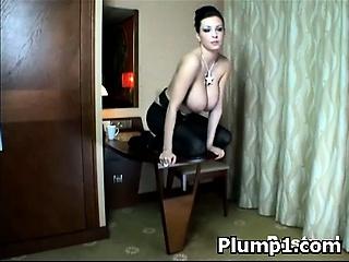 Plumpy Hottie Piss Hole Pegged Nasty