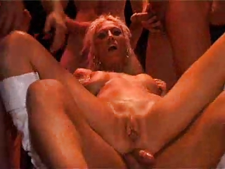 Dutch MILF Gangbang - Squirting get pleasure from Erebus