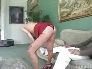 Nasty Anastasia Swallows A Juicy Cum