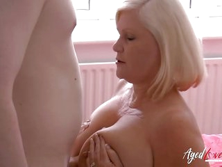 AgedLovE Lacey Starr Hardcore Old and Young Fuck