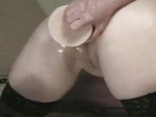 Me Annet 54 loves huge anal toys