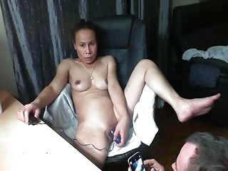 Asian mature from Milfsexdating Net horny cam action