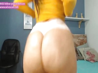 Amazing filthy MATURE WEBCAM 43