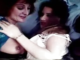 porno movies old hairy mature takes young hairy girl under her wing.