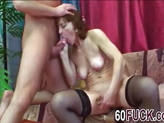 Dirty minded mature slut wants to deep throat young dick and then have her mature box slammed